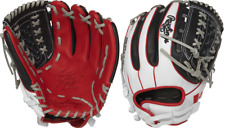 "Rawlings Pro716Sb-18Can 12"" Heart Of The Hide Flag Coll. Fastpitch Glove Canada"