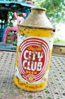 ANTIQUE CONE TOP SCHMIDT'S CITY BEER CAN
