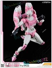 Transformers toy ToyWorld TW M06 Leia G1 Arcee action figure new will arrival