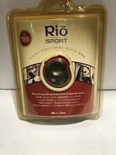 Rio Sport S30S 64Mb Mp3 Player with Fm Radio/Clock/Stopwatch