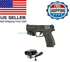 Tactical Compact Rechargeable Green Laser Fits Sub Compacts