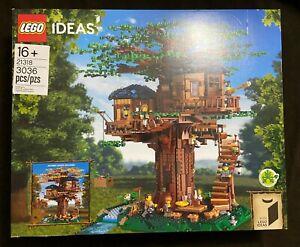 LEGO Ideas Tree House 21318 Sealed & NEW