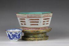 19th century, A'FAMILLE-ROSE' Chinese porcelain bowl, bol en porcelain de chine
