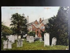 Essex WOODFORD PARISH CHURCH St Mary, South Woodford c1904