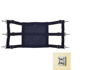 Elico Stall Guard and / or Plates - Horse Stable Door Guard FREE DELIVERY