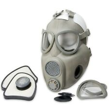 Czech Military Surplus Gas Mask M10 Good Quality Free Ship in USA