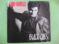 GINO VANELLI BLACK CARS / IMAGINATION  45 RPM RECORD MINT CONDITION