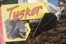 TUSKER BROADHEADS *SPIRIT* 220g SCREW ON * 6 pack