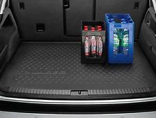 GENUINE Volkswagen Touareg 7P Cargo Liner Boot Plastic Tray (2012 - 2018)