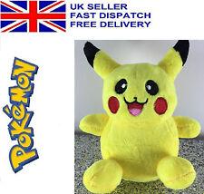 "Pikachu Plush Soft Toy Teddy Anime Pokemon Go Kids Nintendo Anime 6"" 15cm Plush"