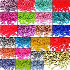 More details for various colour glass pebbles stone grave head decoration garden plant pots
