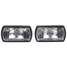 TRUCK-LITE 80520 - Halogen, Driving Light, 1 Bulb, Rectangular, Clear Glass, Har