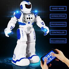 Remote Control Robots For Kids - Walking Control RC Robot Infrared Control Toys