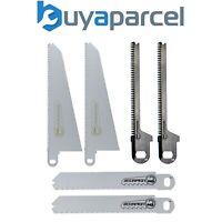 Black Decker X29991 6 x Scorpion Saw Blade Set Wood Plastic Metal KS890 KS880
