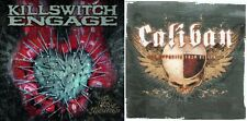 2 Roadrunner Metal CD Albums Killswitch Engage + Caliban The End Of Heartache