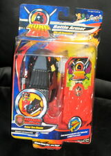 Kung Zhu Pet Ninja Warrior Battle Armor Yama / Fire Chunin - #88114