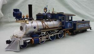 """BACHMANN ON30 2-6-0 """"MOONLIGHT EXPRESS"""" BOXED"""