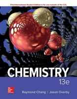 CHEMISTRY 13E BY RAYMOND CHANG AND JASON OVERBY