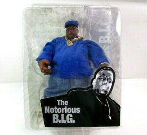 "The Notorious B.I.G. Figure Biggy Smalls 9"" Mezco 2006 Brand New Unopened NIB"