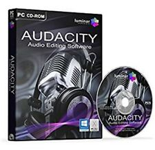 Audacity - Professional Studio / Music / MP3 / Audio / Sound Editing & Recording