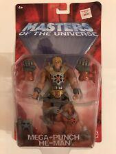 MOTU 2002 Masters Of The Universe Mega-Punch He-Man