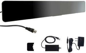 GE Pro Bar HD 200 Amplified Antenna 50 Mile. 33691