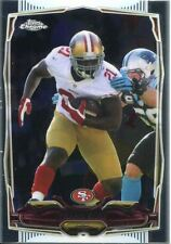 TOPPS Chrome Football 2014 veterano CARD #1 Frank Gore-San Francisco 49ers
