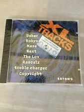Promotional CD XL Tracks new sealed Usher, Treble charger, Rascalz, Mase, Next