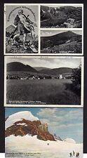 113703 3 AK Schlesien Riesengebirge Rübezahl Kleiner Teich mit Baude Hampelbaude