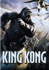 King Kong (Dvd, 2006, Anamorphic Widescreen) - New