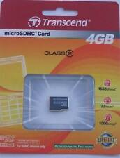 4GB Memory Card Sony Ericsson Nokia Samsung LG Motorola Blackberry HTC Mobile