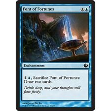 4x 4 x Font of Fortunes x4 MTG Journey into Nyx  MINT PACK FRESH UNPLAYED