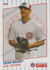 2019 South Bend Cubs Sean Barry RC Rookie Chicago