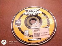 Sony PlayStation 1 PS1 PSOne Disc Only Tested Invasion from Beyond Ships Fast
