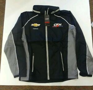 Ed Carpenter CFH Racing Chevrolet Men's Circuit Wind  Jacket NWT Small