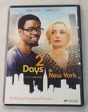 2 Days in New York (DVD, 2012)
