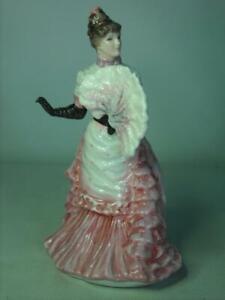 "Royal Doulton L'AMBITIEUSE 7 Photos 8.25"" Figurine HN 3359 Ltd Ed of 5000 Tissot"