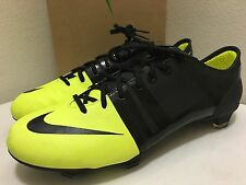 Nike GS Concept Green Speed Soccer Shoes LIMITED EDITION Neymar  Size 11