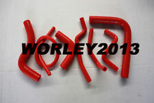 Red silicone radiator hose for SUZUKI SIERRA 1.3L SJ413 1984-1996