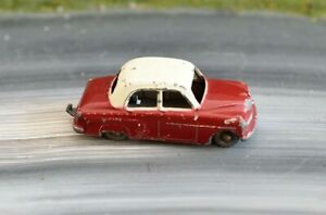 Lesney - Vauxhall Cresta - Red - Unboxed