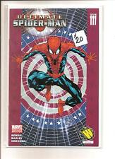Marvel Ultimate Spider-man #111 Wizard World  Print Variant in NM 9.4 Condition