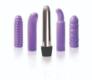 """Multi-Sleeve Vibrator Kit"" from Evolved Novelties- Free Shipping***"