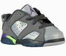 Nike Air Jordan Retro 6 Low Infant Toddler Basketball Shoe Size 4c