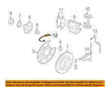 BMW OEM 07-13 328i ABS Anti-Lock Brake-Sensor 34356789445