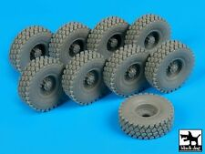 Black Dog 1/35 Heavy Expanded Mobility Tactical Truck HEMTT Wheels (9 pc) T35137