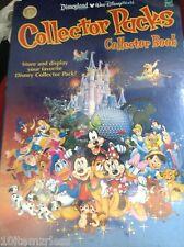 Disneyland Walt Disney World Collector Packs Book Store Display Figures Pins