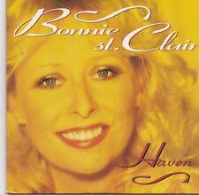 Bonnie St Claire-Haven cd single