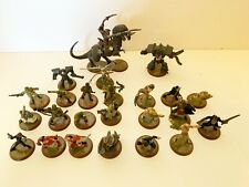 Heroscape Lot Of 24 Figures No Cards