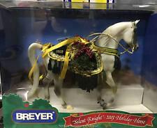 Breyer Holiday Horse Series 2003 Christmas Horse Silent Knight