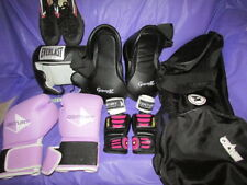 12 piece Karate and Sparring Protective Gear Martial Arts Protective  Century ++